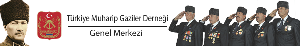 TÜRKİYE MUHARİP GAZİLER DERNEĞİ